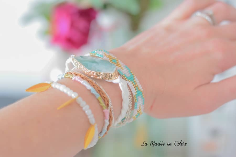 DIY bracelet hipanema