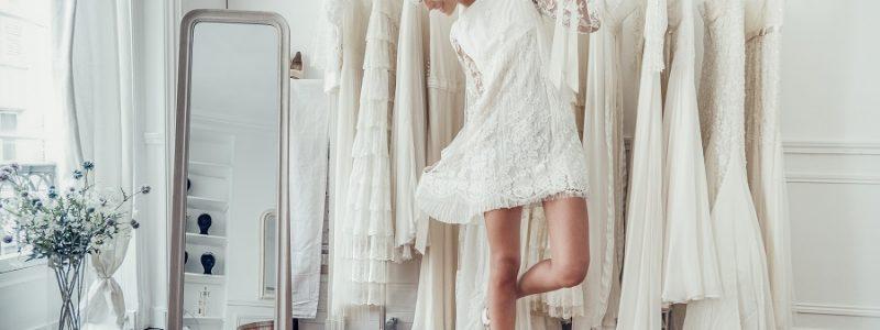 Une robe de mariée de créateur à -50% grâce au dressing-club
