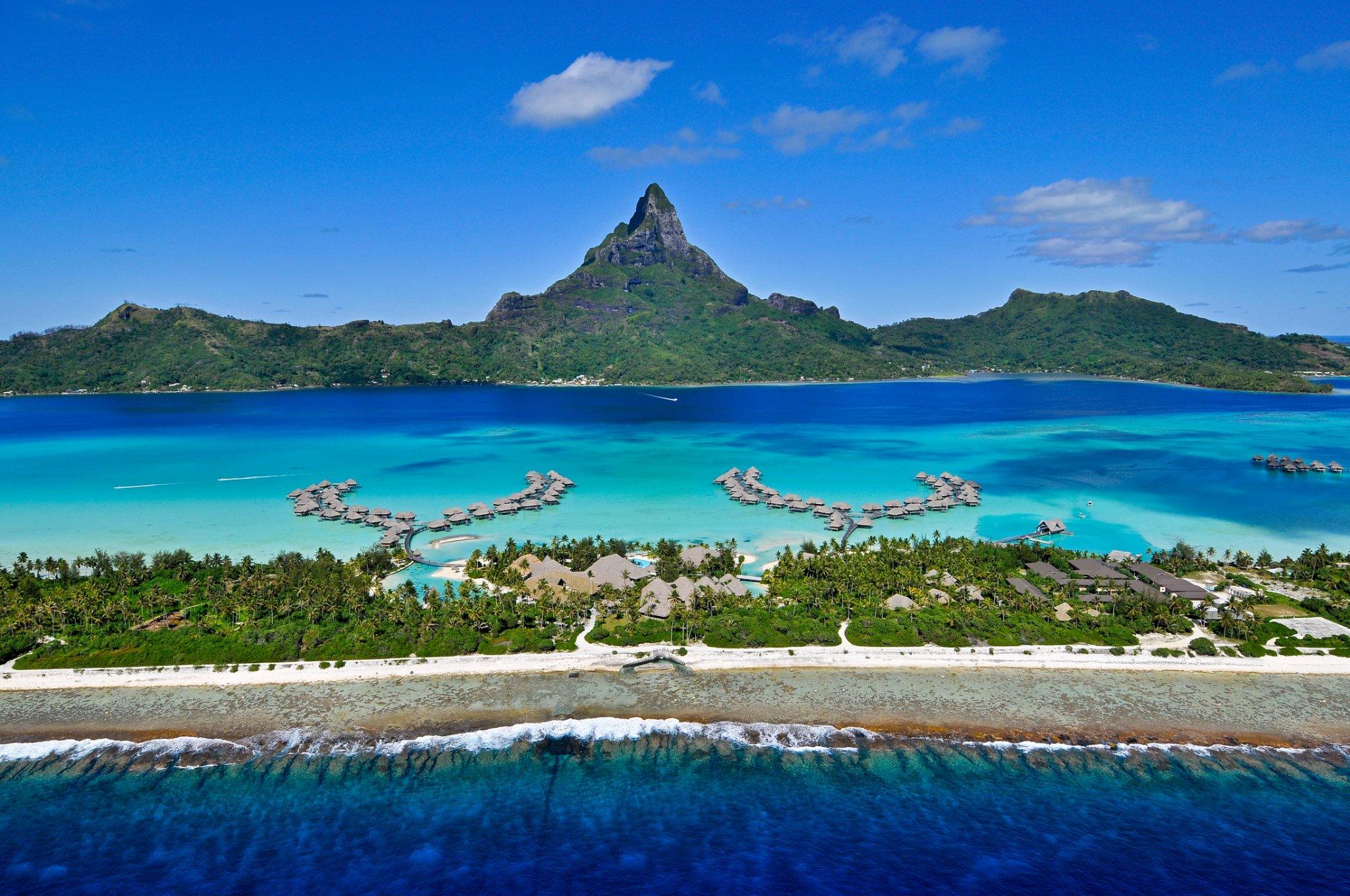 Super Bora Bora, la destination de rêve pour votre voyage de noces - La  EG11