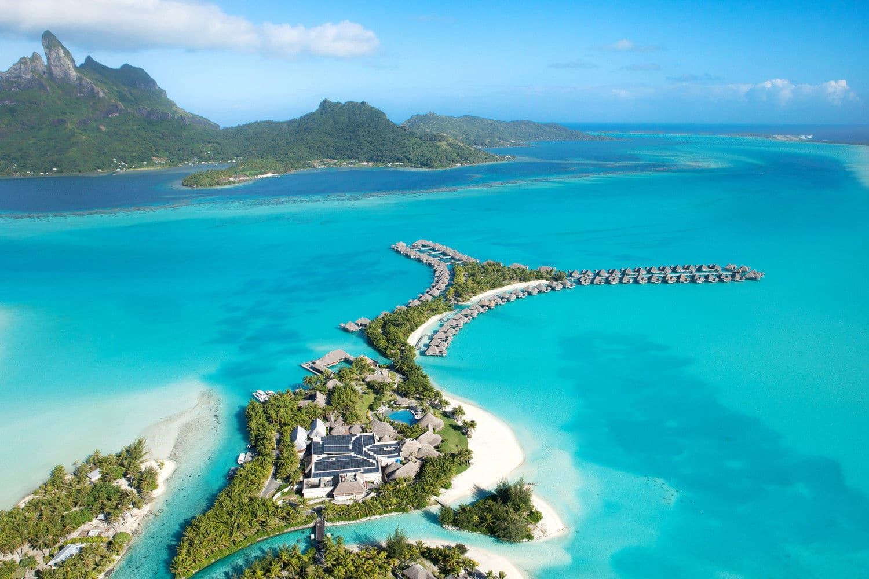 Très Bora Bora, la destination de rêve pour votre voyage de noces - La  HX71