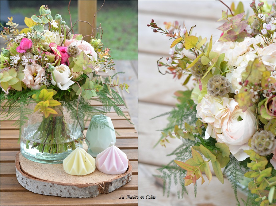 bouquet mariée blog
