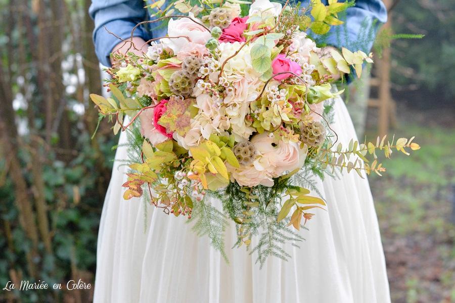 Bouquet De Mariee Choisir Sa Forme Les Fleurs Sa Couleur