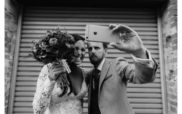 animation photo mariage