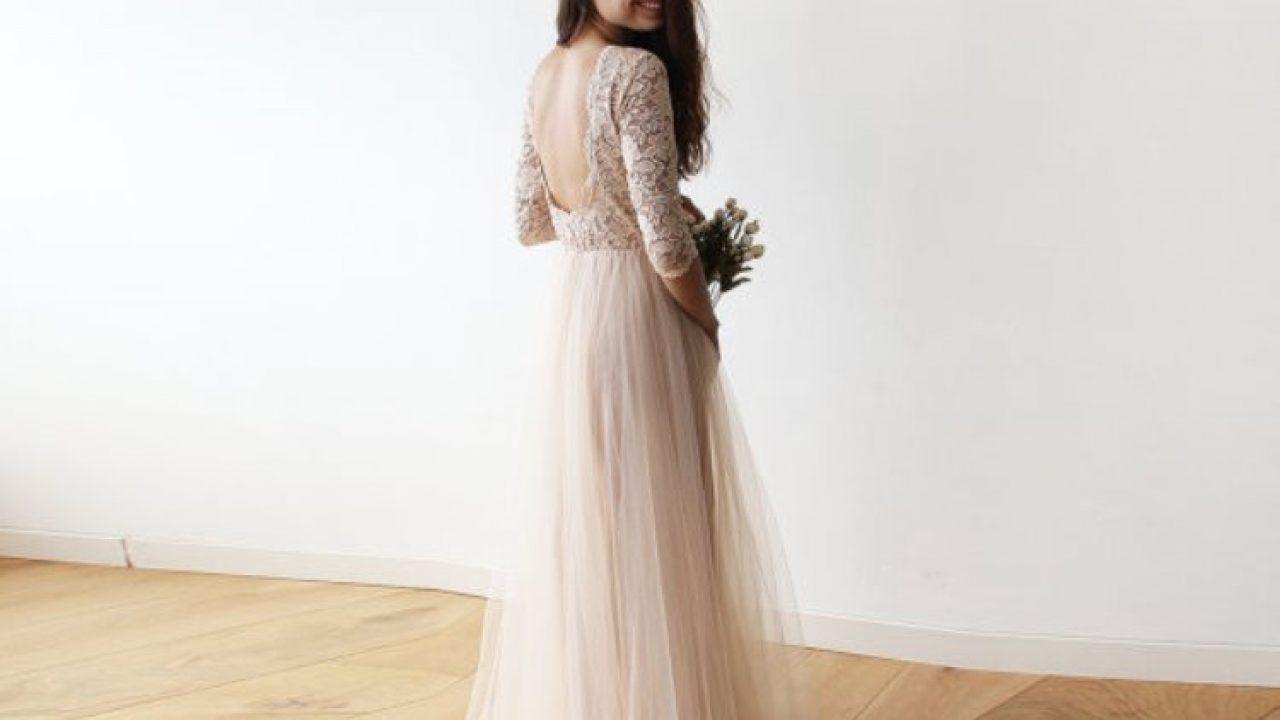 Une sélection shopping de robe de mariée