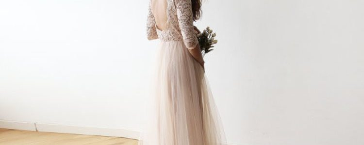Où trouver une robe de mariée bohème pas chère