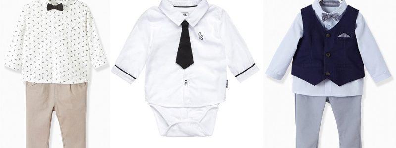 25 jolies idées de tenues de baptême pour garçon