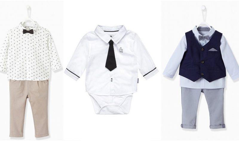 25 jolies idées de tenues de baptême pour un garçon