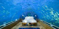10 hôtels insolites pour votre lune de miel