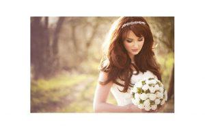 headband coiffure mariée