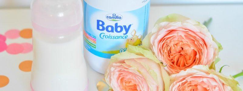 lait de croissance bébé
