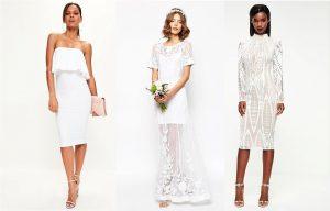 robes de mariée courtes pas chères