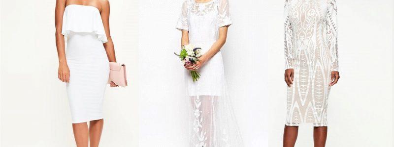 50 robes de mariée courtes et pas chères