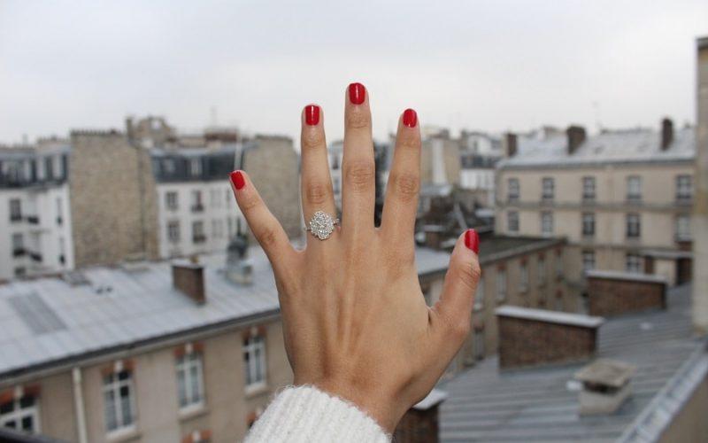 Valérie Danenberg, un bijou personnalisé pour un Oui unique