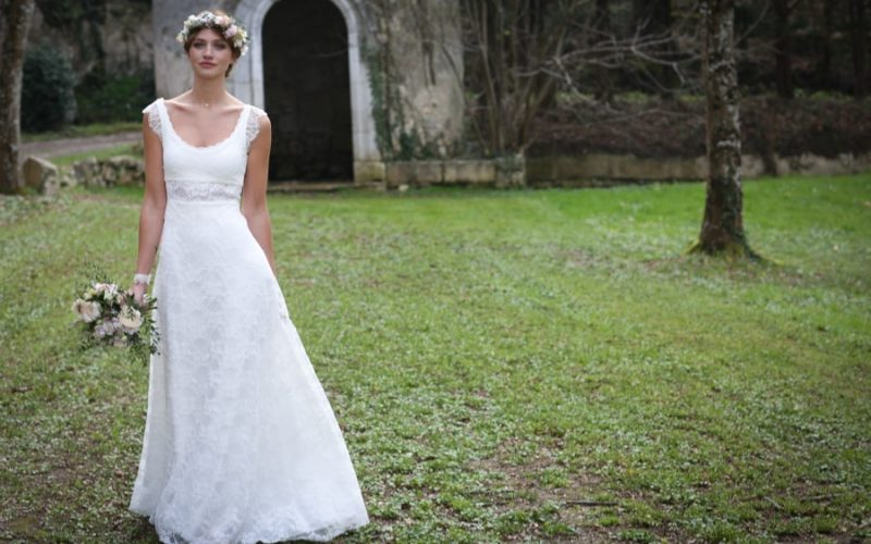 Robes de mariée : Elsa Gary 2018