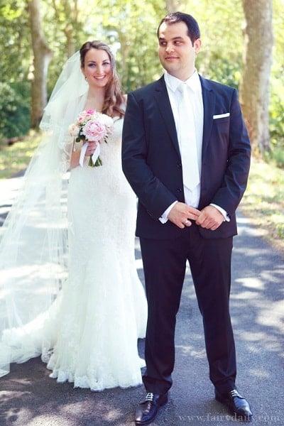 découverte mariés mariage