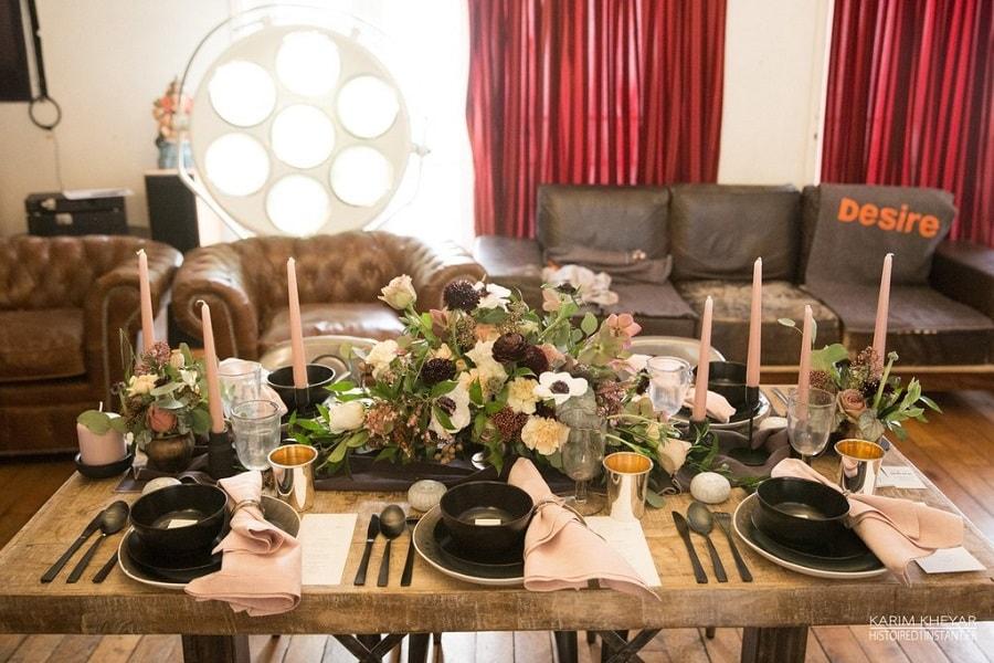 mode décoration mariage