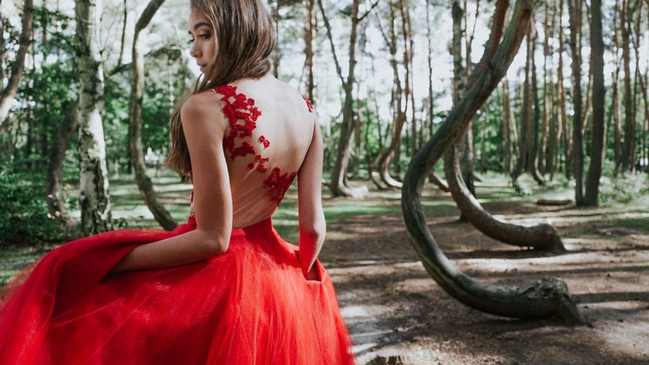 Une robe de mariée rouge pour mon mariage