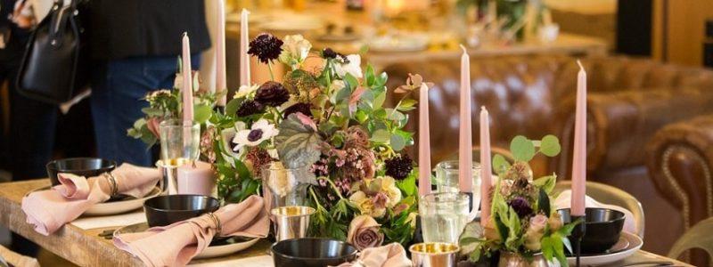 Présentation des tendances mariage 2017 au Wedding Club Paris