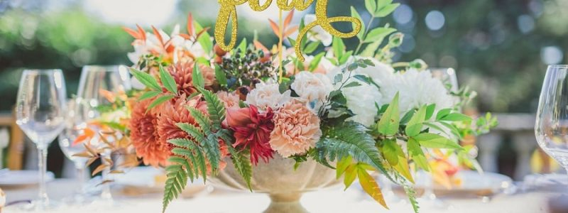 50 idées de centres de tables pour votre mariage