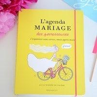 Mon agenda mariage dispo ici