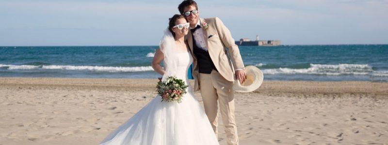 mariage à la plage-