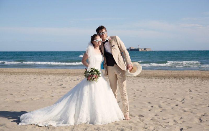 Mariage à la plage {Cécile & Olivier}