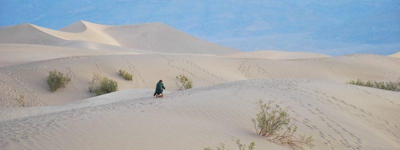 Voyage en Californie : La vallée de la mort