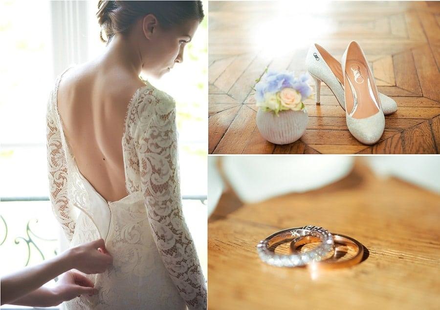 robe de mariée chic