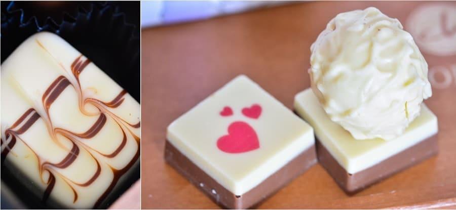 chocolats mariage dragées
