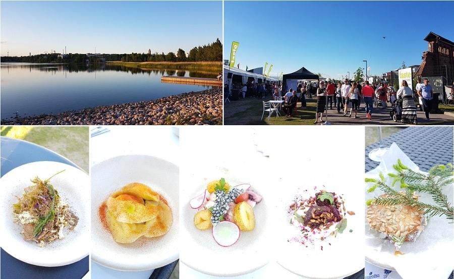 festival taste of helsinki- voyage finlande