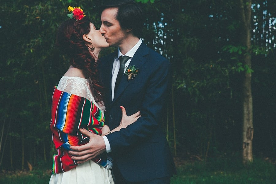 idée mariage original couleurs