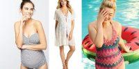 {shopping} 50 maillots de bain & tenue de plage spécial grossesse