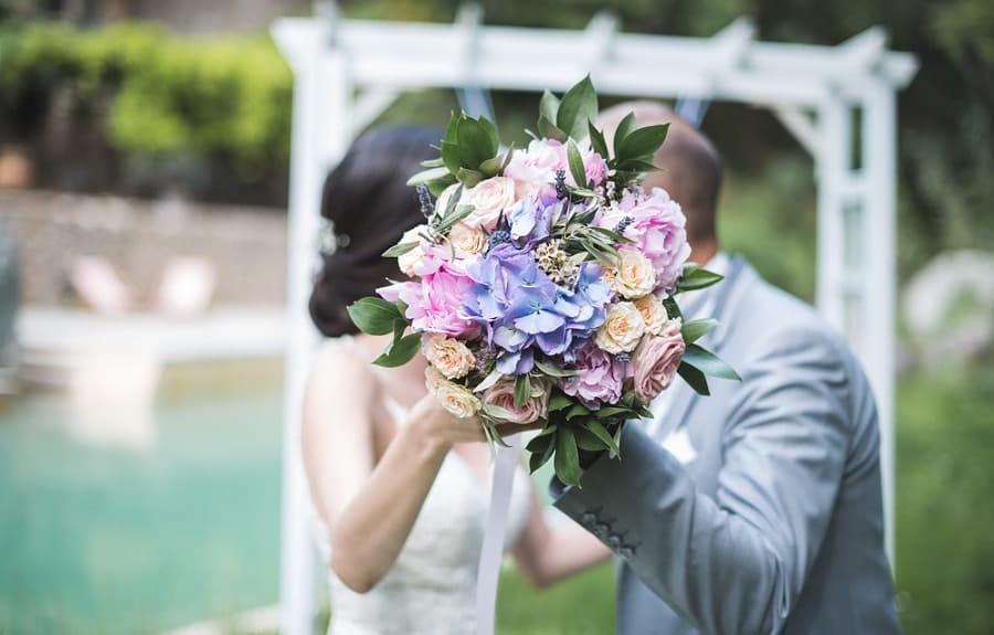 mariage élégant provence