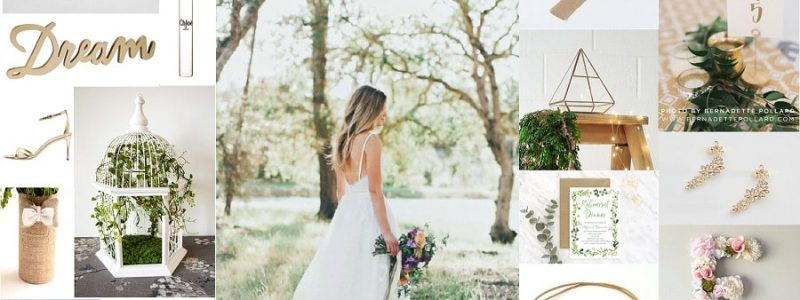 {Inspiration Shopping} Mariage nature