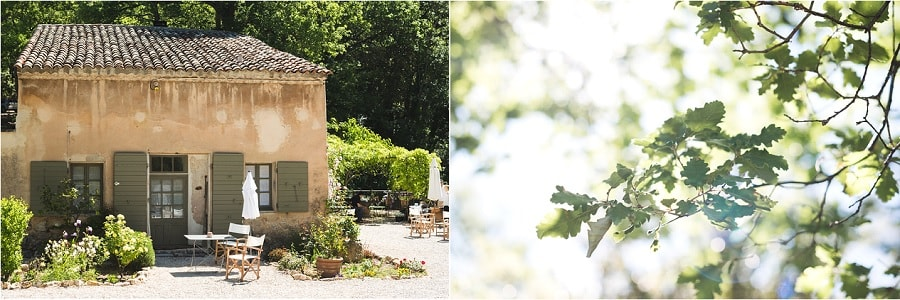 mariage chic provence
