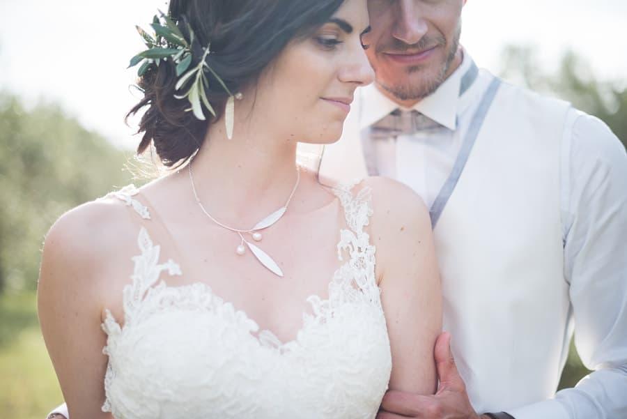 robe de mariée élégante