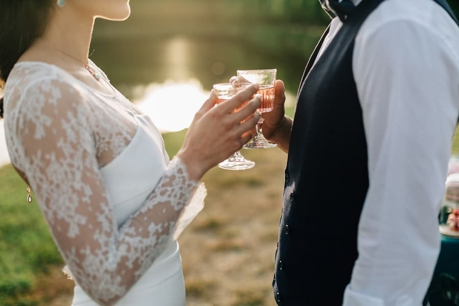 shooting chateau mariage