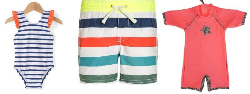 {Shopping} 50 tenues de bain pour bébé
