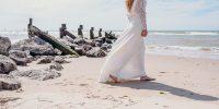 Robes de mariée : Adeline Bauwin 2018