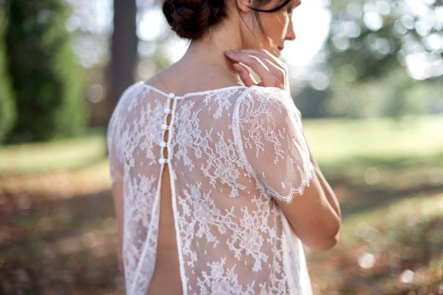 robes de mariée Elise Martimort