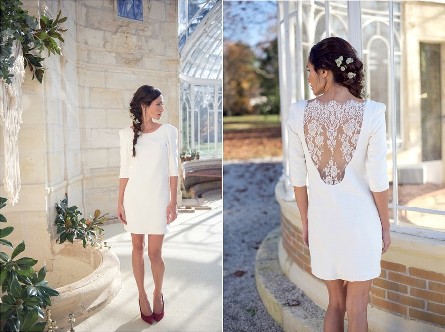robes de mariée bordeaux