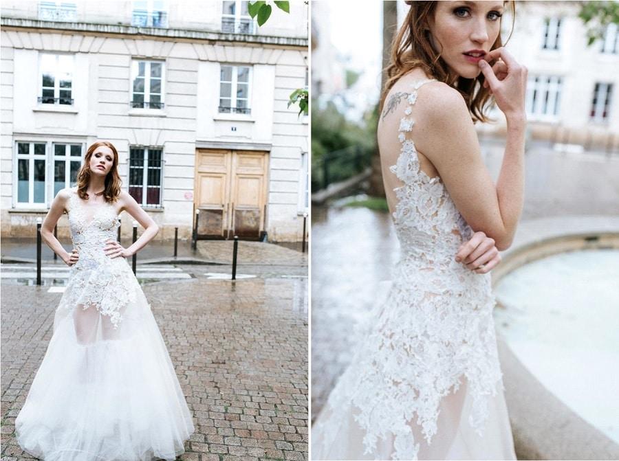 robes de mariée 2018