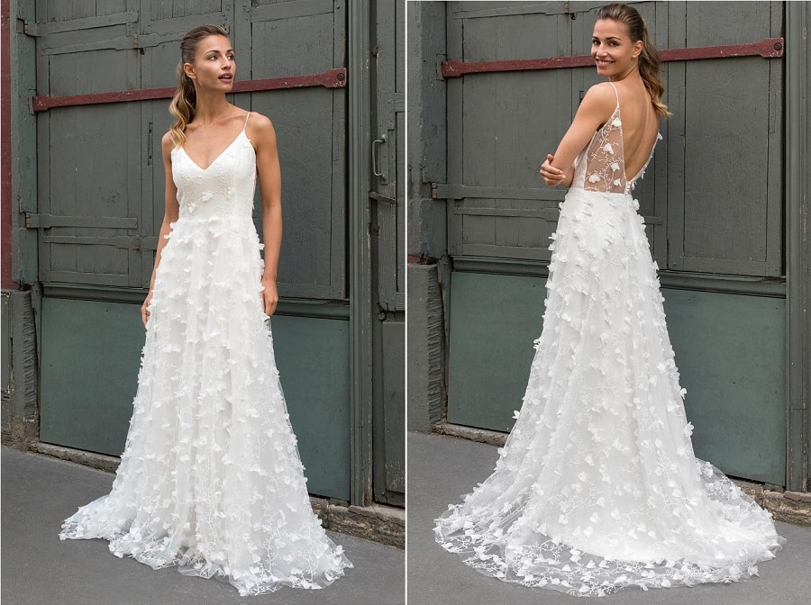 Robes de mariée Collection Marie Laporte 2018