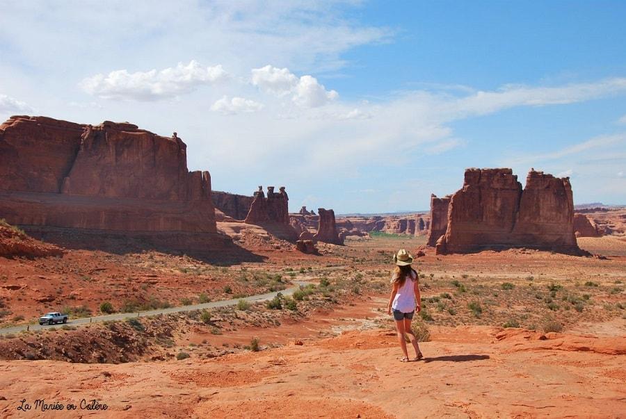 top 10 parc nationaux ouest USA arches NP