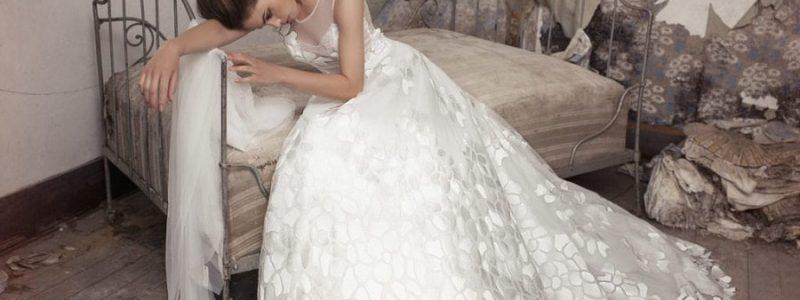 Robes de mariée 2018 : 10 modèles princesse pour rêver