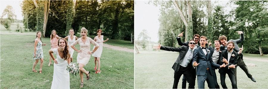 ambiance mariage champêtre et chic