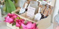 DIY : une animation pour que vos invités de mariage ne s'embêtent pas à table !