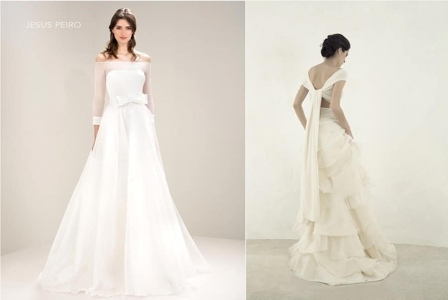 collections 2018 robes de mariée