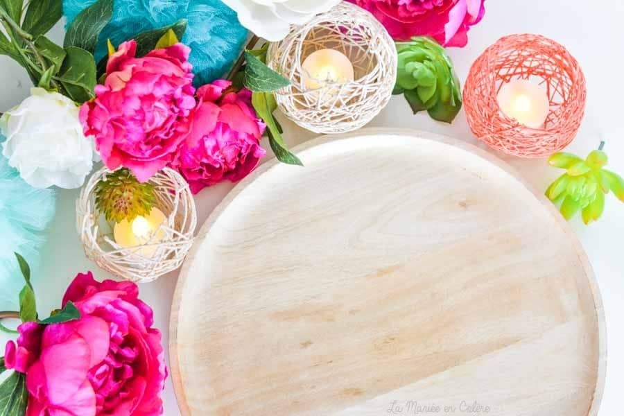 do it yourself boules de fleurs cisal