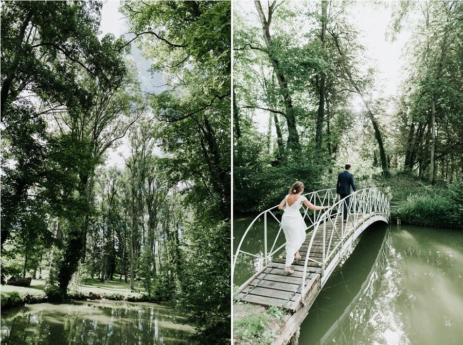domaine pour mariage champêtre chic
